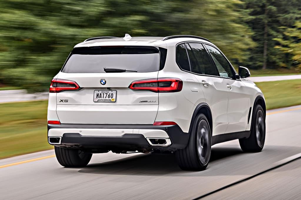 De BMW X5 met de facelift uit 2018