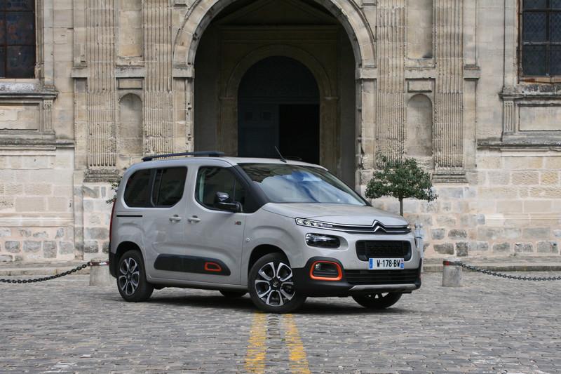 Citroën Berlingo uit 2019