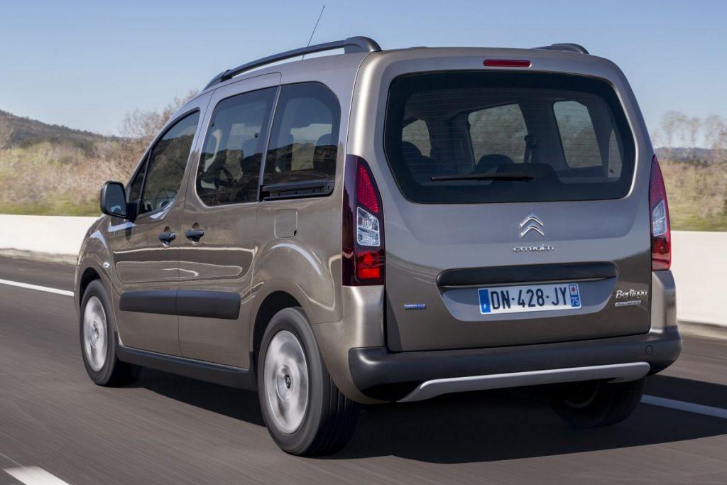 Citroën Berlingo Multispace uit 2015