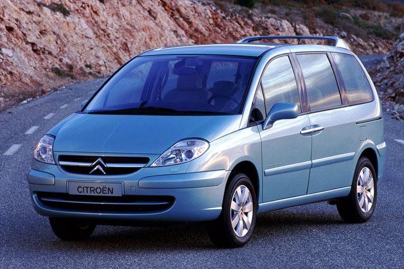 De Citroën C8 van 2002-2008