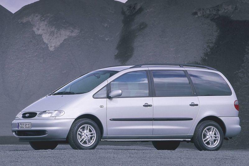 De Ford Galaxy van 1995-2003