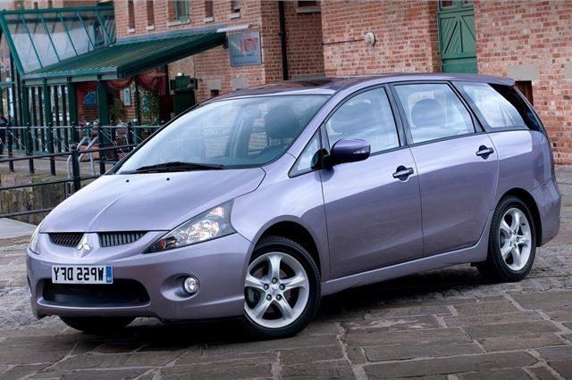 De Mitsubishi Grandis van 2004-2011