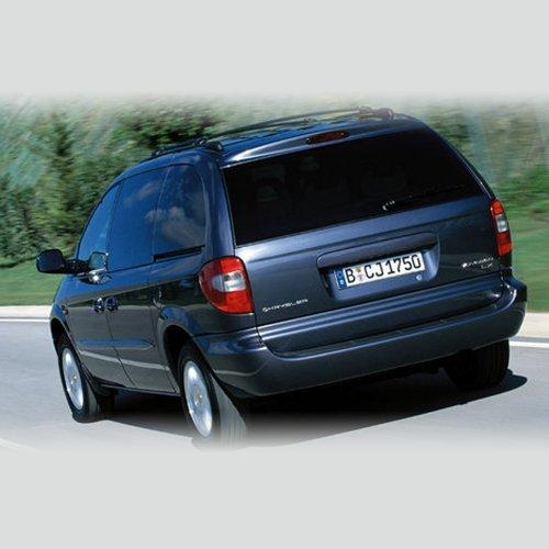 De Chrysler Voyager van 2001-2011