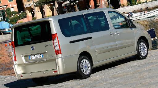 vDe Fiat Scudo uit 2012-2017