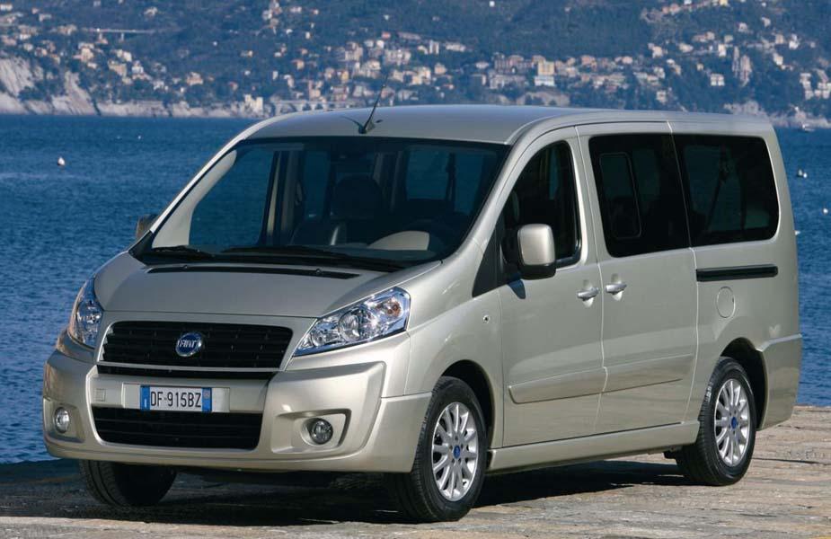De Fiat Scudo uit 2012-2017