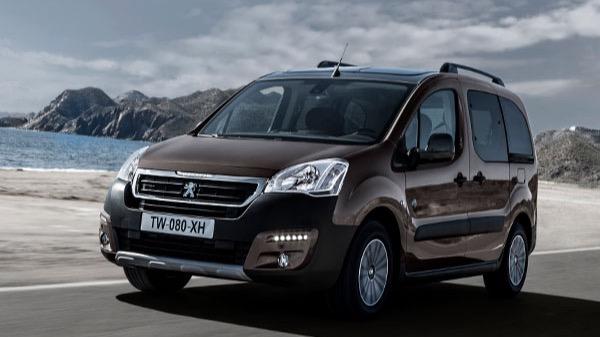 De Peugeot Partner Tepee van 2015-2018