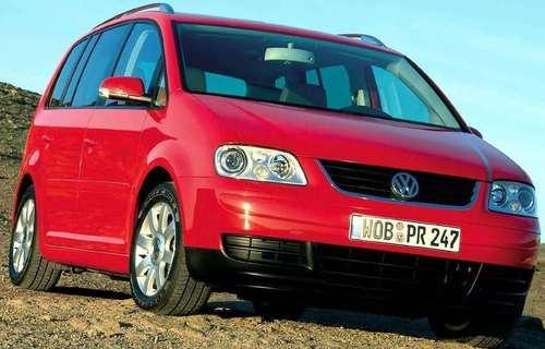 De Volkswagen Touran van 2006-2010