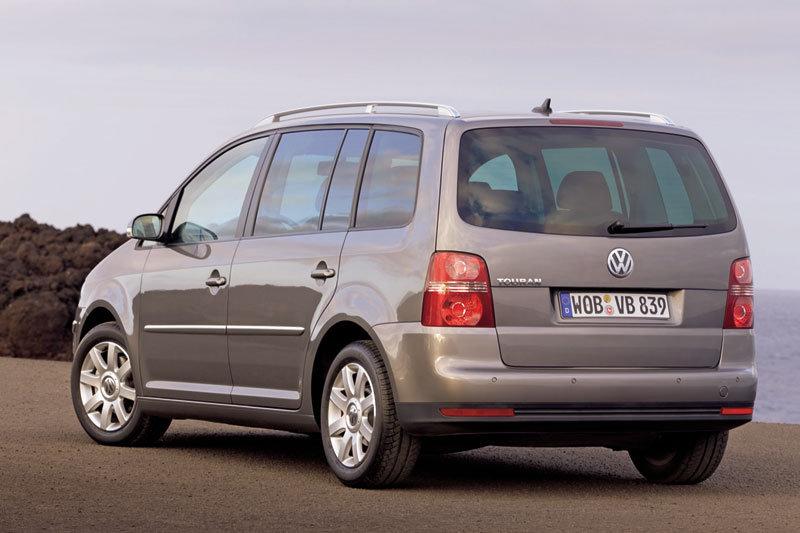 De Volkswagen Touran van 2010-2015