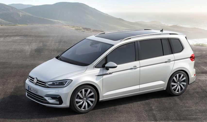 De Volkswagen Touran van 2015-2020