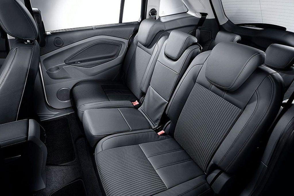 De Ford Grand C-Max van 2015-2019 - interieur