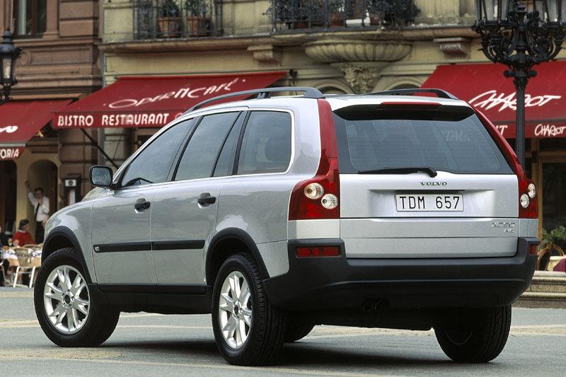 De Volvo XC90 van 2002-2006
