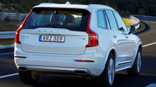 De Volvo XC90 van 2014-2019