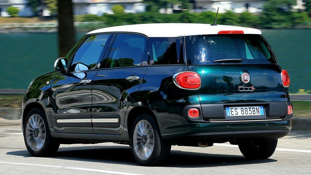 De Fiat 500L Living van 2013-2017