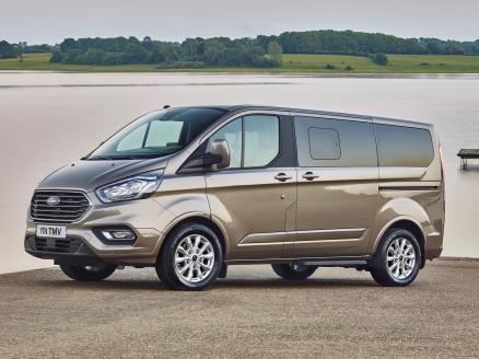De Ford Transit van 2014-2019