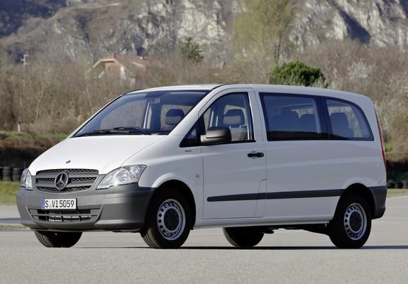 De Mercedes-Benz Vito van 2010-2014