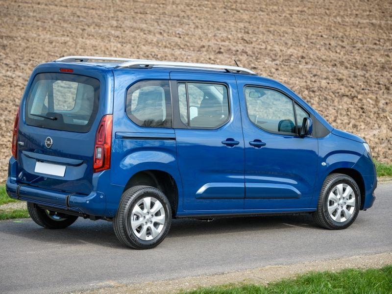 De Opel Combo Life van 2020