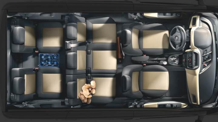 De Opel Combo Tour van 2018-2020 - interieur