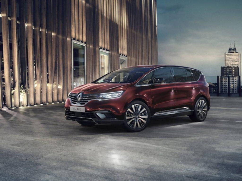 De Renault Espace van 2020
