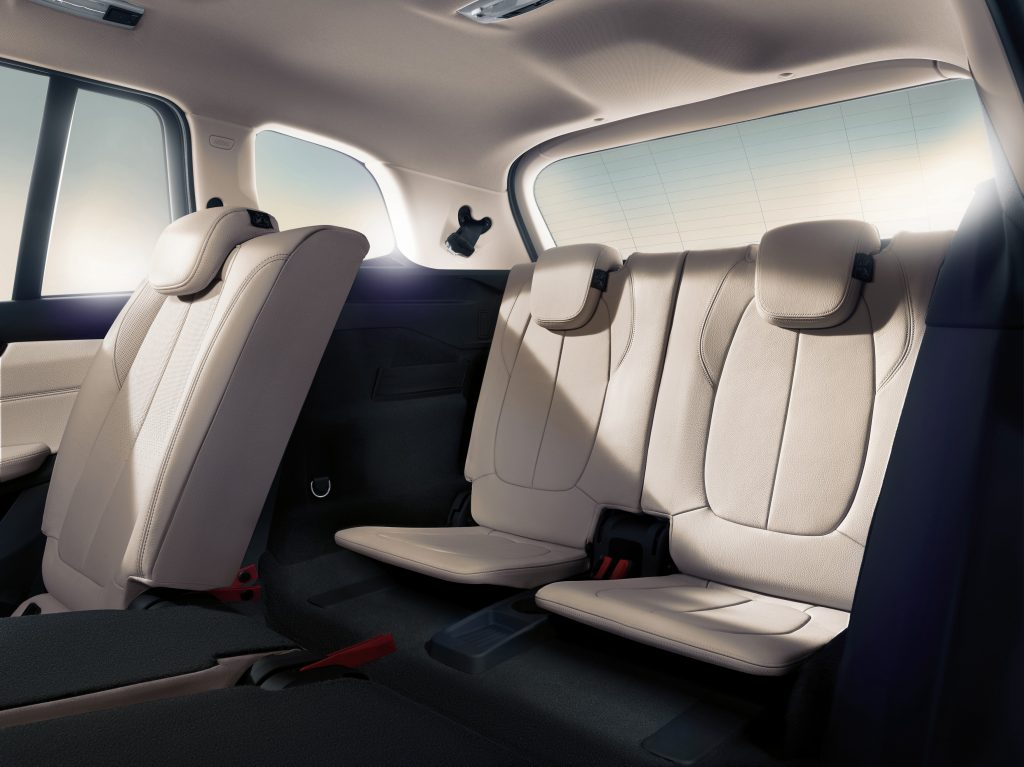 De BMW 2-serie Gran Tourer uit 2018 - interieur