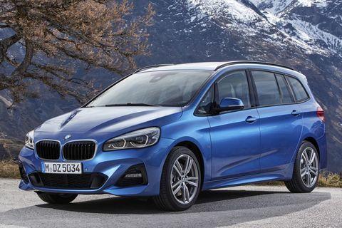 De BMW 2-serie Gran Tourer uit 2018