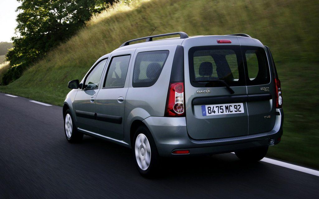 De Dacia Logan van 2008-2013