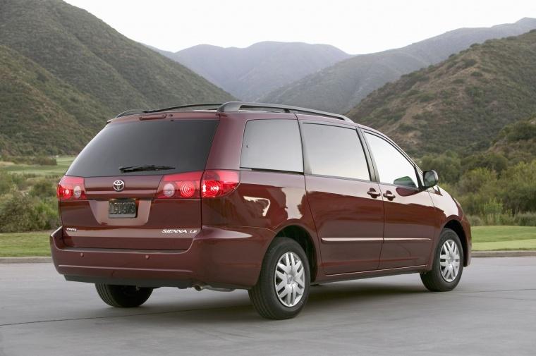 De Toyota Sienna van 2010-2020