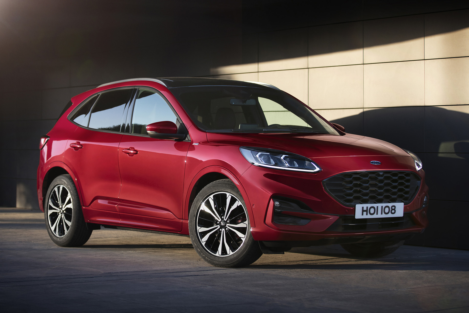 De 7-persoons Ford Kuga uit 2021