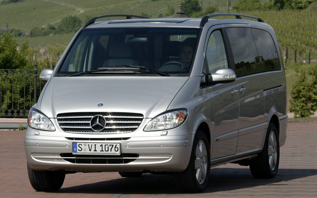De Mercedes-Benz Viano van 2003-2010