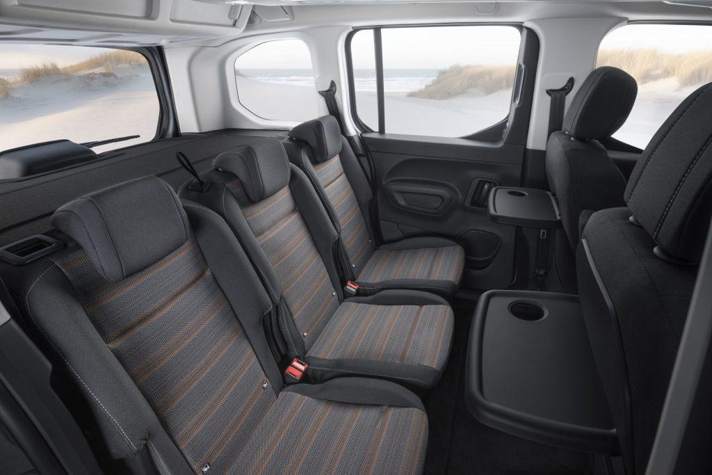 De Opel Combo Life uit 2020