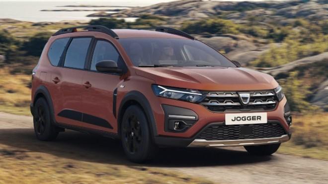 De Dacia Logger van 2021